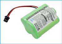 Battery for Icom Bearcat BP120 BP150 BP180 BP250