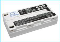 Battery for Topcon BT-30 BT-62Q BT-66Q FC100
