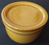 Denby Round Lidded Brown Butter Pot/Crock - Sold