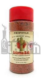 Arizona Rub Chipotle