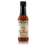 Burns & McCoy Smoked Habanero Hot Sauce