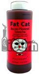 Fat Cat Bacon Flavored Sriracha