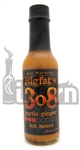 Bigfat's 308 Garlic Ginger Hot Sauce