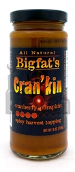 Bigfat's Cran'kin Cranberry Pumpkin Topping