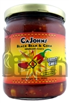 CaJohns Black Bean & Corn Salsa - Ghost