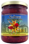 CaJohns Black Bean & Corn Salsa - Medium