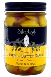 SilverLeaf Bread and Butter Garlic
