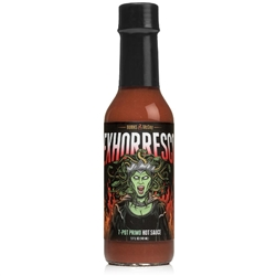 Burns & McCoy Exhorresco Hot Sauce