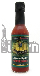 Captain Thom's Cajun Alligator Pepper Sauce