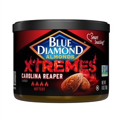 Blue Diamond Xtremes Carolina Reaper Almonds