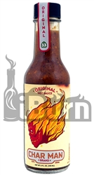 Char Man Brand Original Hot Sauce