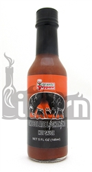 Volcanic Peppers Lava Chocolate Lightning Hot Sauce
