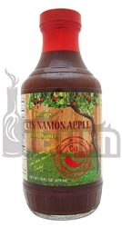 Cin Chili Cindy's Cinnamon Apple BBQ Sauce