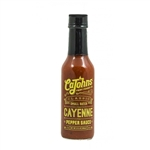 CaJohns Classic Cayenne Hot Sauce