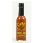 CaJohns Classic Scorpion Hot Sauce