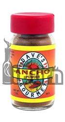 <h3>Dave's Gourmet Ancho Chili Powder</h3>
