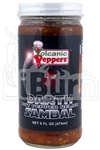 Volcanic Peppers Darth Sambal Sauce