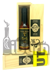 Dave's Gourmet 2013 Scorpion Private Reserve Hot Sauce