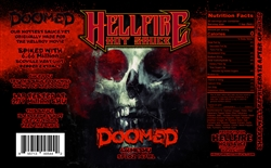 Hellfire Doomed Hot Sauce