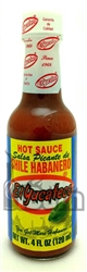 El Yucateco Habanero Hot Sauce-Red