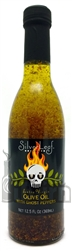 <h3>SilverLeaf Extra Virgin Olive Oil with Ghost Peppers</h3>