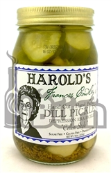 Frances Cowley's Dill Pickles