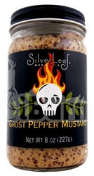 SilverLeaf Ghost Pepper Mustard