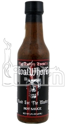 Big Daddy Trevi's GoatWhore Blood For The Master Hot Sauce