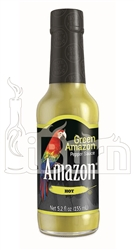 Green Amazon Pepper Sauce