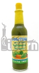 LoL Tun Green Habanero Hot Sauce