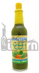 <h3>LoL Tun Green Habanero Hot Sauce</h3>