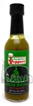 Volcanic Peppers Green Vulcan Hot Sauce