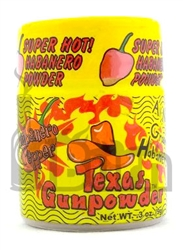 Sucklebusters Texas Gunpowder Habanero Powder Keg