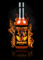 Hellfire Sauceress Hot Sauce