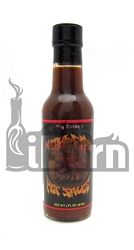 Big Daddy's High on Fire Hot Sauce