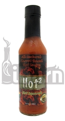 Intensity Academy Hot Squared Hot Sauce
