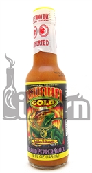 Iguana Golden Habanero Pepper Sauce