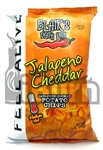 <h3>Blair's Death Rain Jalapeno Cheddar Potato Chips 5oz</h3>