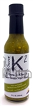 K2-Sauce Keenan's Killer Mean Green Hot Sauce