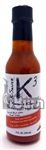 K3-Sauce Keenan's Be Afraid Hot Sauce