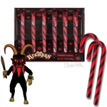 Krampus Fire & Brimstone Candy Canes