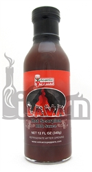 <h3>Volcanic Peppers Lava Hot Scorpion BBQ Sauce</h3>