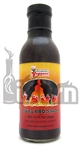 Volcanic Peppers Lava Spicy BBQ Sauce