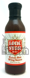 <h3>Lone Star Texas Hot Wing Sauce</h3>