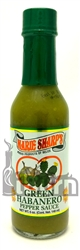 Marie Sharp's Nopal Green Habanero Hot Sauce 5oz