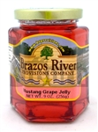 Brazos River Provisions Mustang Grape Jelly