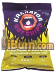 Krakatoa Hot Potato Chips - Mustard's Revenge
