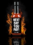 Hellfire Next Day You Pay Hot Sauce