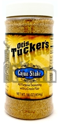 Otis Tucker's Cajun Shake Seasoning