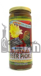 The Original Beer Pickle